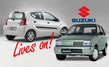 Suzuki's Obsolete Technology Lives On! 8