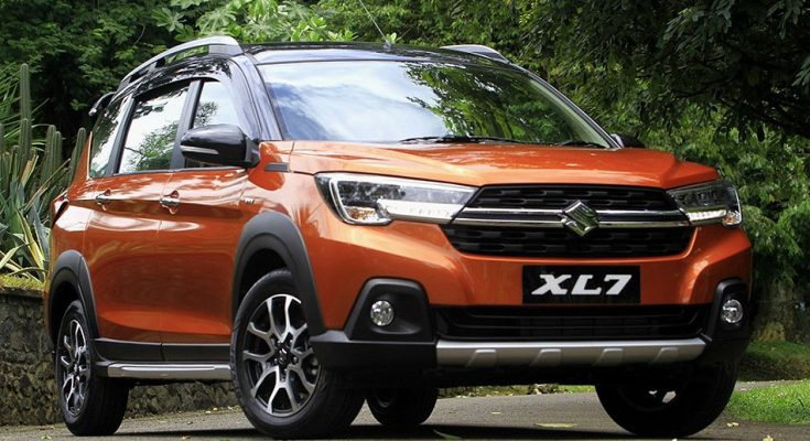 Suzuki XL7 Launched in Indonesia 1