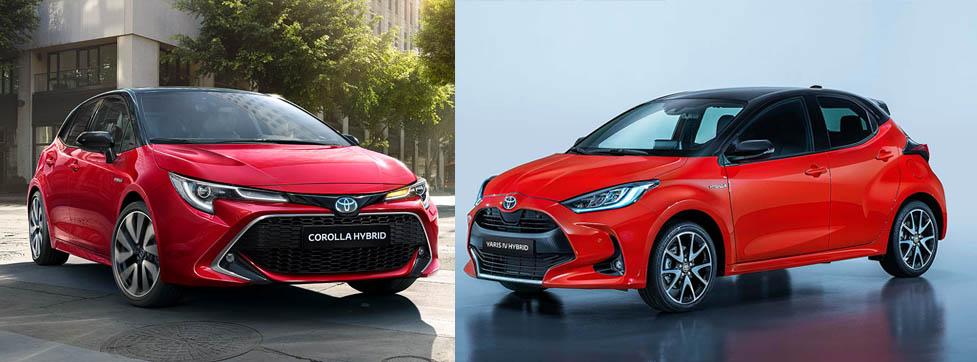 New Yaris Hybrid to Replace Toyota Aqua 4