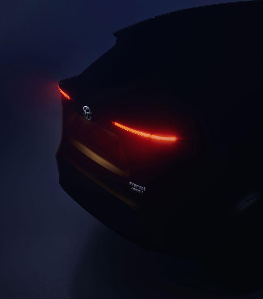 Toyota Yaris-based SUV to Debut at Geneva Motor Show 1
