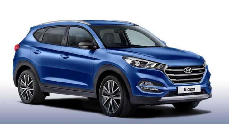 Hyundai-Nishat Preparing to Launch Tucson Crossover SUV in Pakistan 2