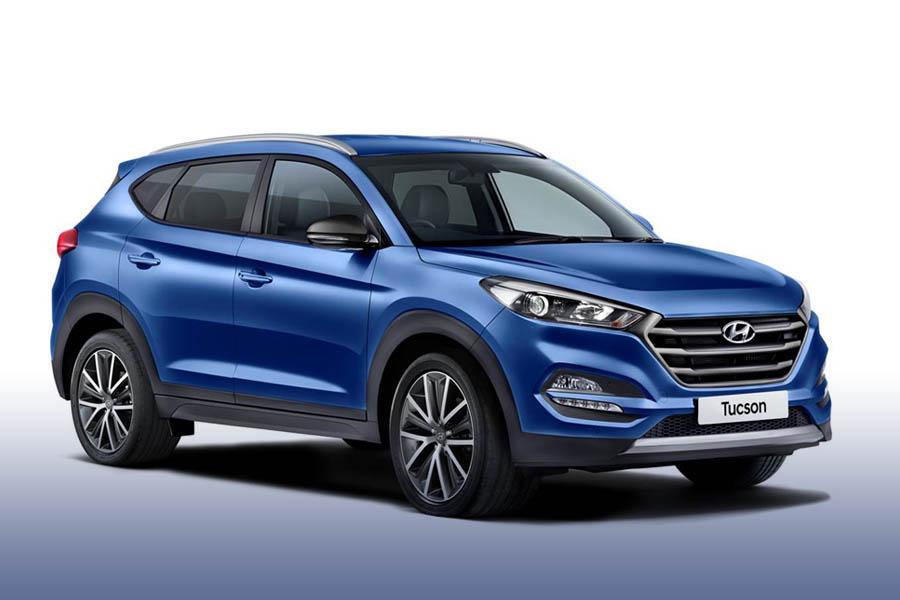 Hyundai-Nishat Preparing to Launch Tucson Crossover SUV in Pakistan 10