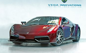 Sri Lankan Electric Sports Car Vega EVX to Debut at Geneva 10