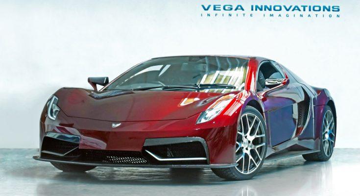 Sri Lankan Electric Sports Car Vega EVX to Debut at Geneva 1