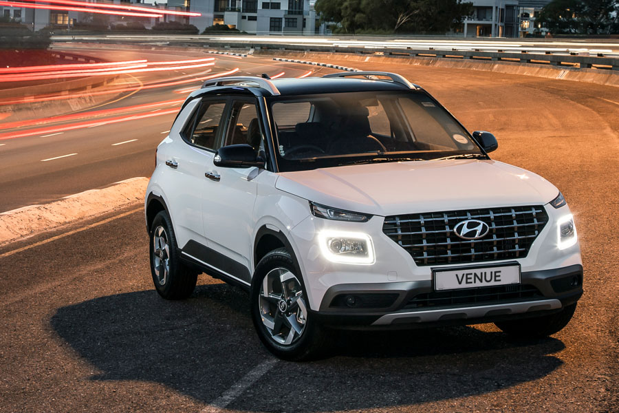 BS-VI Compliant 2020 Hyundai Venue Launched in India at INR 6.7 lac 3