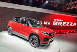 Maruti Launches 2020 Vitara Brezza Facelift Priced from INR 7.34 Lac 9
