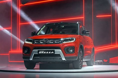 Maruti Launches 2020 Vitara Brezza Facelift Priced from INR 7.34 Lac 8