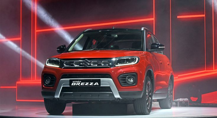 Maruti Launches 2020 Vitara Brezza Facelift Priced from INR 7.34 Lac 20
