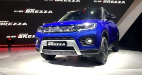 Maruti Launches 2020 Vitara Brezza Facelift Priced from INR 7.34 Lac 3
