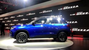 Maruti Launches 2020 Vitara Brezza Facelift Priced from INR 7.34 Lac 4