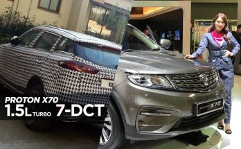 Proton X70 in Pakistan to Get 1.5L Turbo, 7-Speed DCT 2