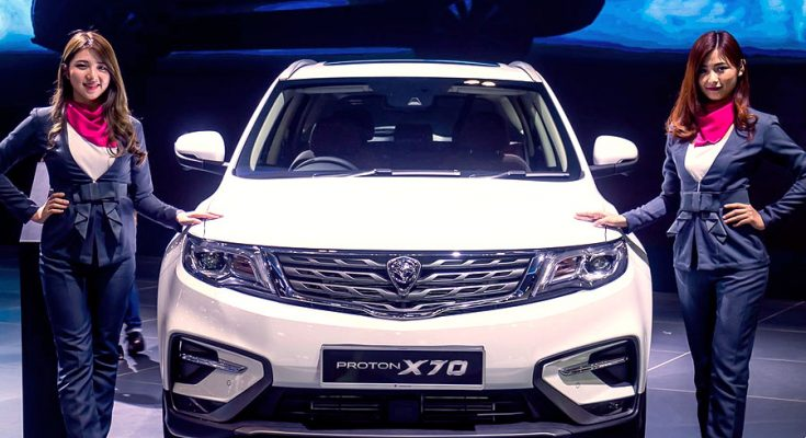 2020 Proton X70 to get 7-Speed DCT 1