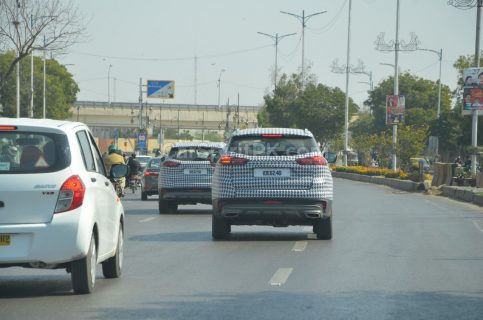 Proton X70 Spotted Testing in Karachi 3
