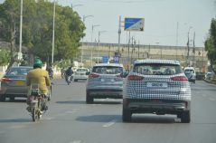 Proton X70 Spotted Testing in Karachi 4