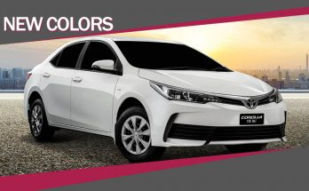 IMC Introduces New Colors with 1.3L Corolla XLi 8