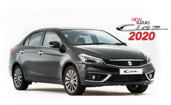 2020 Suzuki Ciaz Facelift to Launch in Thailand 2