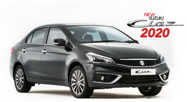 2020 Suzuki Ciaz Facelift to Launch in Thailand 1