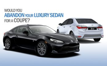 Would You Abandon Your Luxury Sedan for a Coupe? 2