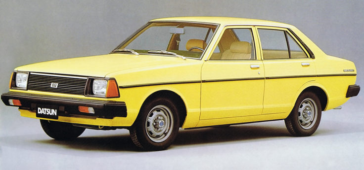 Remembering the Dependable Datsun 120Y 17