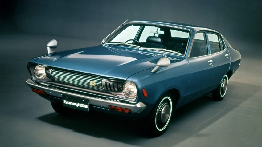 Remembering the Dependable Datsun 120Y 3
