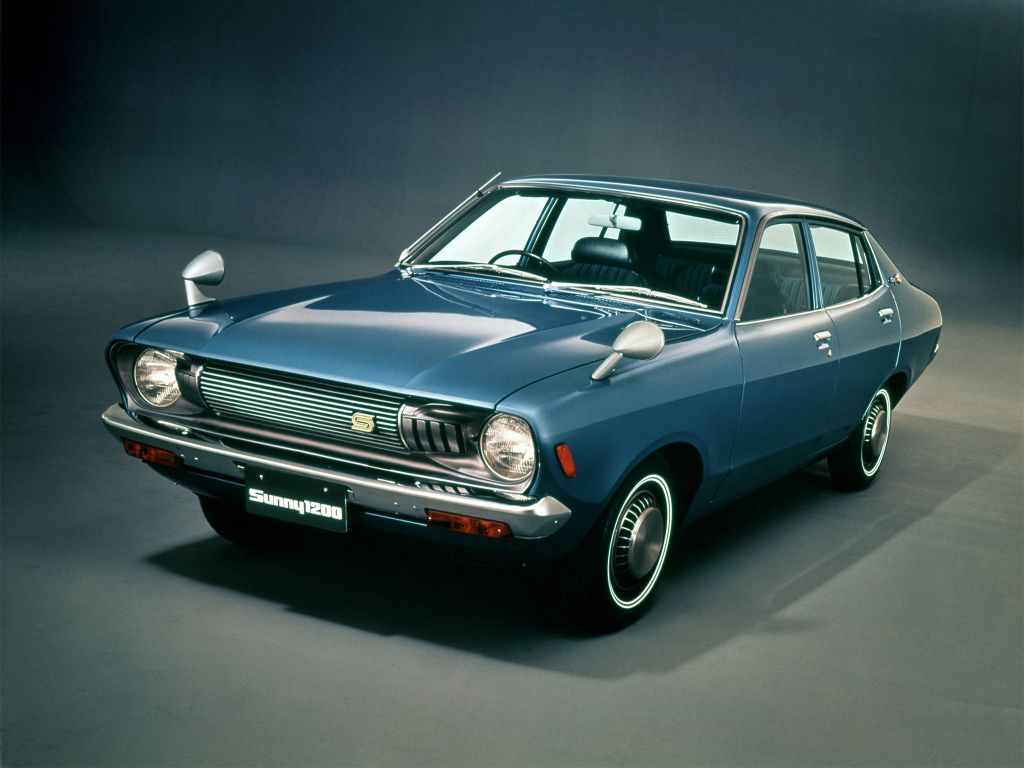 Remembering the Dependable Datsun 120Y 4