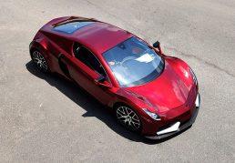 Sri Lankan Electric Sports Car Vega EVX to Debut at Geneva 7