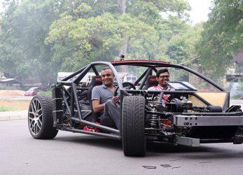 Sri Lankan Electric Sports Car Vega EVX to Debut at Geneva 2