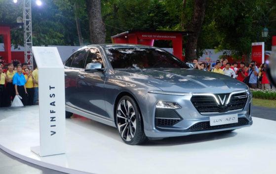 Vietnamese Automaker VinFast Going Mainstream 2