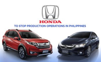 Honda to End Automobile Production in Philippines 8