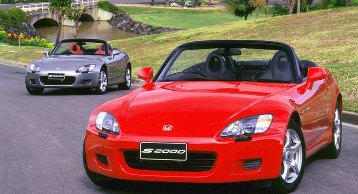Good News for Honda S2000 Owners 8