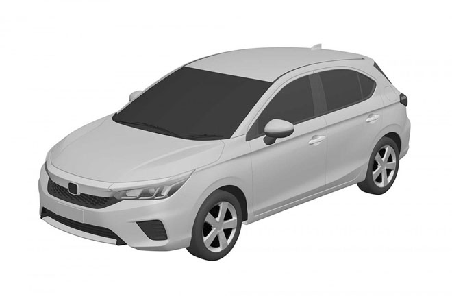 Honda City Hatchback to Make Its Debut on 24th November 1