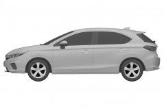 2020 Honda City to Also Get a Hatchback Version 6