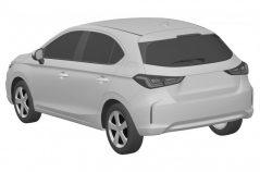 2020 Honda City to Also Get a Hatchback Version 5