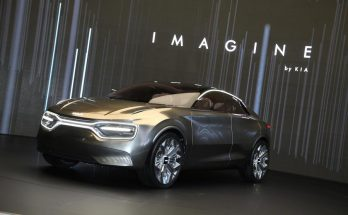 KIA Imagine Concept to Move into Production- 2021 Debut Expected 6