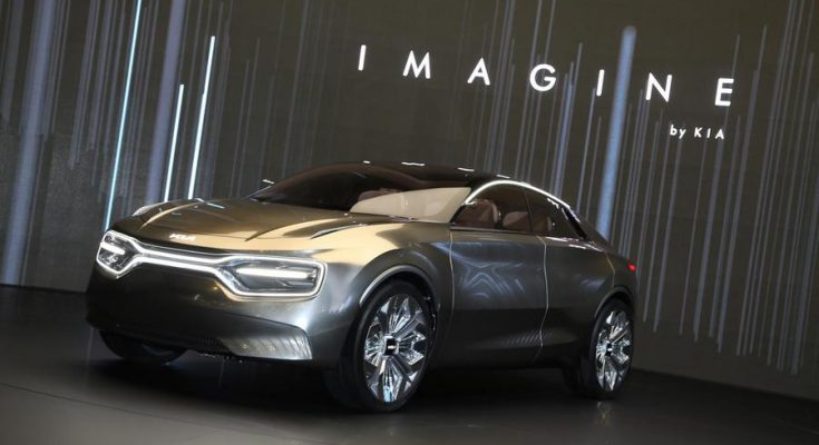 KIA Imagine Concept to Move into Production- 2021 Debut Expected 2