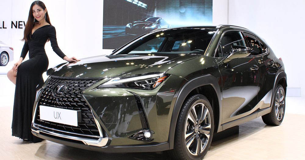 Lexus Achieved Record Global Sales in 2019 3