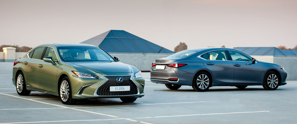 Lexus Achieved Record Global Sales in 2019 2