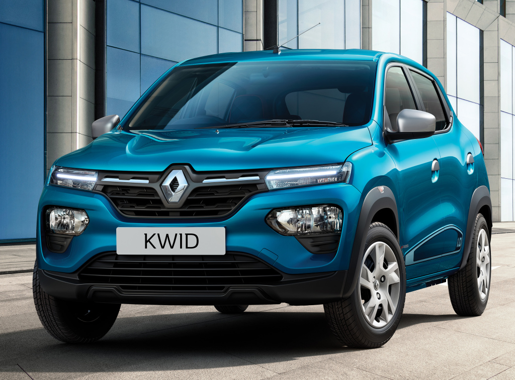 2020 Renault Kwid Launched in India at INR 2.92 Lac 3