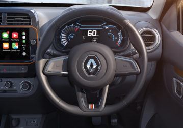2020 Renault Kwid Launched in India at INR 2.92 Lac 5