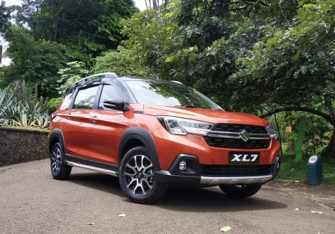 Suzuki XL7 Launched in Indonesia 2