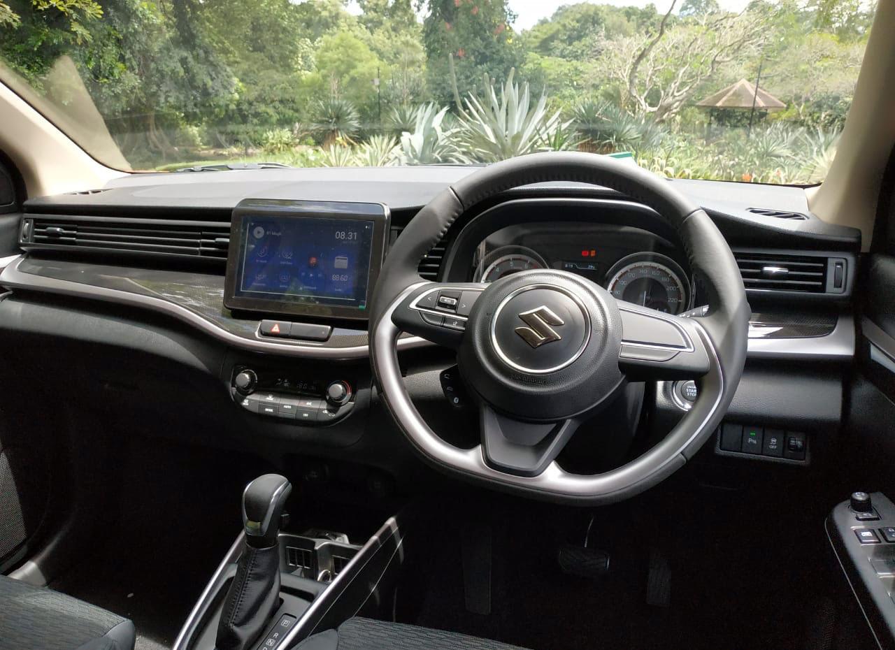 Suzuki XL7 Launched in Thailand 8