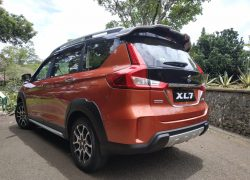 Suzuki XL7 Launched in Indonesia 3