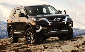 2020 Toyota Fortuner BS-VI Launched in India from INR 28.18 Lac 2