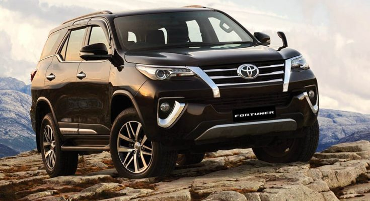 2020 Toyota Fortuner BS-VI Launched in India from INR 28.18 Lac 1