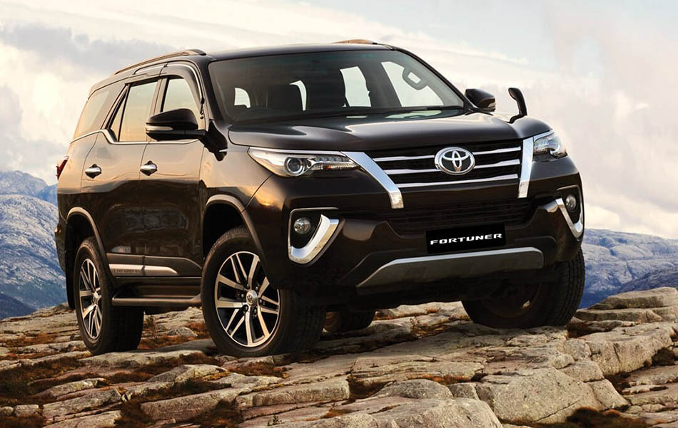 2020 Toyota Fortuner BS-VI Launched in India from INR 28.18 Lac 9