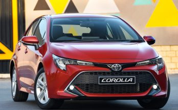 Toyota to Develop 260hp GR Corolla Hatchback 2