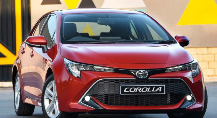 Toyota to Develop 260hp GR Corolla Hatchback 2