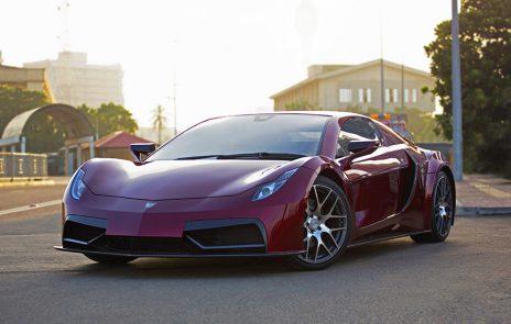 Sri Lankan Electric Sports Car Vega EVX to Debut at Geneva 4