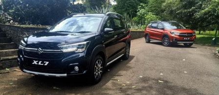 Suzuki XL7 Launched in Thailand 4