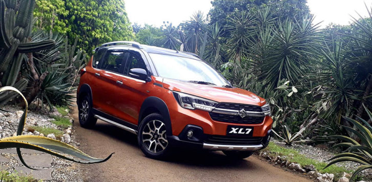 Suzuki XL7 Launched in Thailand 7